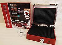 Гриль електричний DSP KB1049A контактний гриль 1800 ВТ