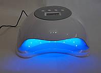 Лампа для манікюру і педикюру SUN 60W UV + LED на 2 руки