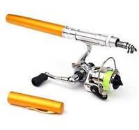Складна вудка - ручка fishPen для зимової риболовлі(в ящику 100 шт).
