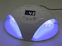 Лампа для манікюру SUN 669 UV + LED на 2 руки 48 Вт