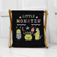 Складная корзина для хранения Little monster (KOR_21S022)