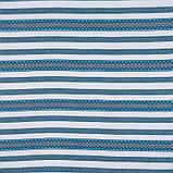 Скатертина вишита блакитна TT94495 150x180, фото 3