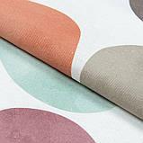 Скатертина з акриловою грунтовкою FIBRATEX Color Stones TT164620 100x140, фото 2