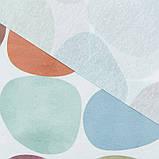 Скатертина з акриловою грунтовкою FIBRATEX Color Stones TT164620 100x140, фото 3