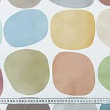 Скатертина з акриловою грунтовкою FIBRATEX Color Stones TT164620 100x140, фото 5