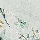 Скатерть с акриловой пропиткой Digital Print Flora Green TT164663    100x140, фото 4
