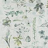 Скатерть с акриловой пропиткой Digital Print Flora Green TT164663    100x140, фото 5