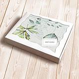Скатерть с акриловой пропиткой Digital Print Flora Green TT164663    100x140, фото 7
