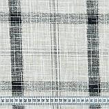Скатерть с акриловой пропиткой Mantel Cell Grey TT164604    100x140, фото 4