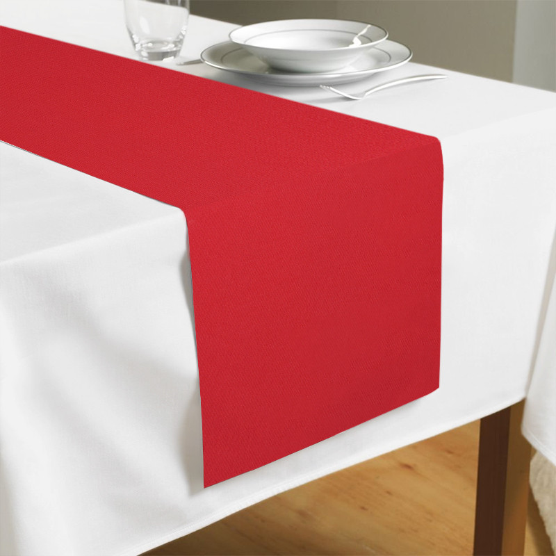 Дорожка на стол Time Textile Kanzas Red TT129324-r    40x140