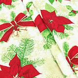 Салфетка Time Textile Christmas Flower 35х35 см TT143273-s35, фото 2