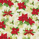 Салфетка Time Textile Christmas Flower 35х35 см TT143273-s35, фото 3