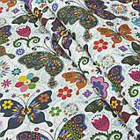Скатерть с акриловой пропиткой Butterfly TT142736    100x160, фото 2