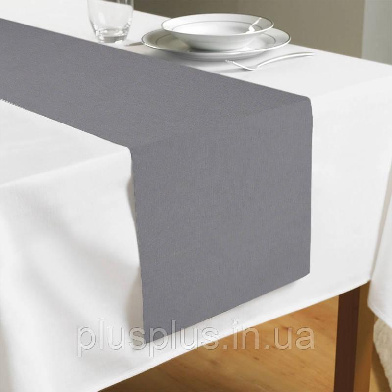 Дорожка на стол Time Textile Kanzas Steel TT149918-r    40x140