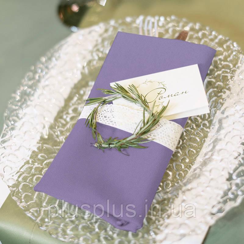 Салфетка Time Textile Kanzas Lavender 38х38 см TT129342-s