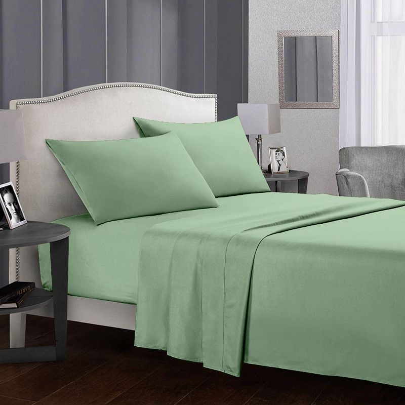 Комплект постільної білизни Time Textile Sage Garden (Євро) TT168169