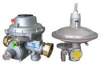 Регуляторы давления газа серий FE, MS, FEX, HP, DIVAL, NORVAL