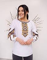 Красива підліткова вишита блуза, вишиванка для дівчинки