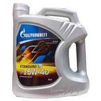 Масло моторн. Gazpromneft Standart 15W-40 API SF/CC (Канистра 4л)