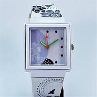 Кварцевые наручные часы на пластиковом ремешке ND 210206