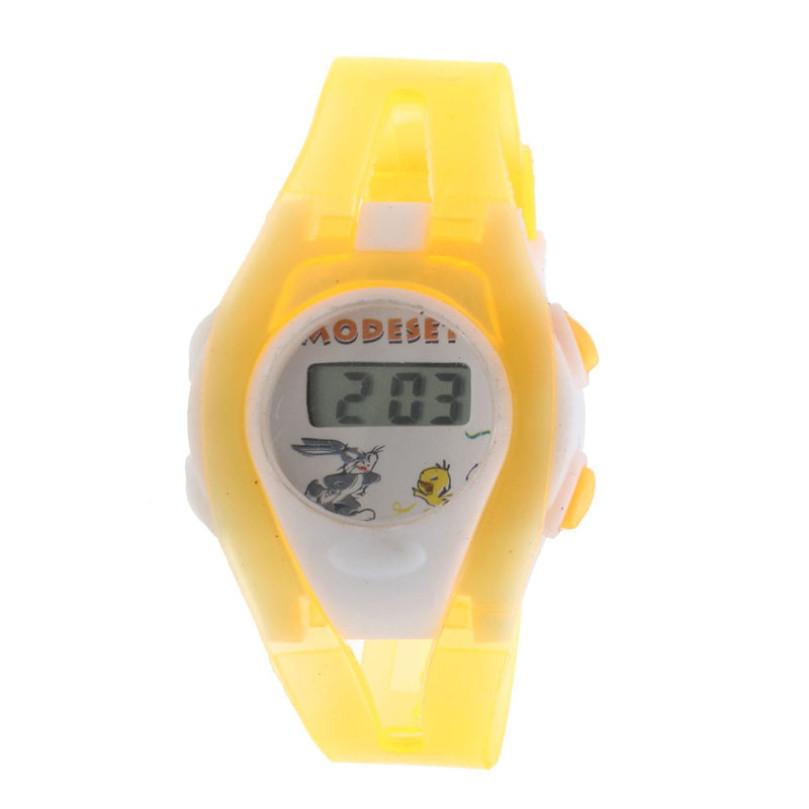 Детские электронные наручные часы Baby Joy Arancione
