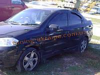 Пороги универсальные №2 Mazda 6 Sedan 2002-2007