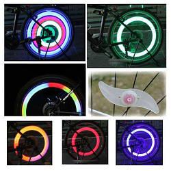 Велосипедний ліхтар YY-601/YC-018, 1xCR2032 оптом