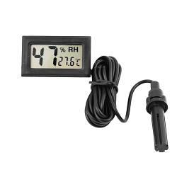 Цифровий термометр Digital з виносним датчиком і гігрометром