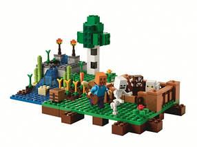 Конструктори серії Minecraft