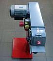 Ленточная шлифовальная машина по металлу MSM 100L Holzmann Австрия, фото 2