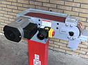 Ленточная шлифовальная машина по металлу MSM 100L Holzmann Австрия, фото 5