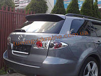 Задний спойлер на Mazda 6 2006-10