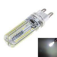 Светодиодная лампа G9 5W 220V 104pcs smd3014