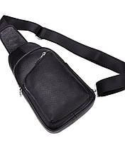 Мужской кожаный рюкзак Borsa Leather K16603-brown, фото 1
