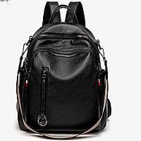 Шкіряний рюкзак міський, Шкіряні жіночі рюкзаки, Жіночий рюкзак