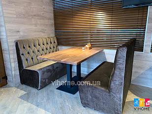 Стол Loft Double для кафе и ресторанов