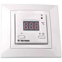 Електронний терморегулятор Terneo st (білий), фото 1