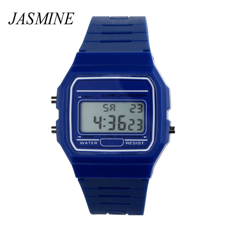 Спортивні електронні наручні годинники Ernstes Kind Blau