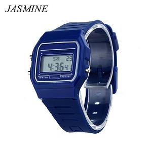 Спортивні електронні наручні годинники Ernstes Kind Blau, фото 2