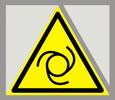 Предупреждающий знак «Внимание! Автоматическое включение (запуск) оборудования».