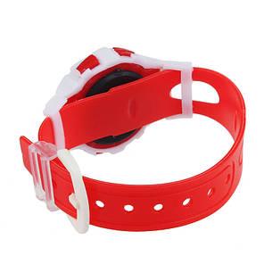 Детские электронные наручные часы Disegni red, фото 2