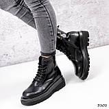 Ботинки женские Norica черный 3102, фото 3