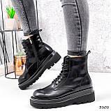 Ботинки женские Norica черный 3102, фото 5