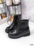 Ботинки женские Norica черный 3102, фото 6