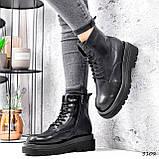 Ботинки женские Norica черный 3102, фото 7