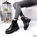 Ботинки женские Norica черный 3102, фото 10