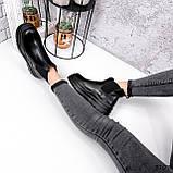 Черевики жіночі Bale чорний 3107, фото 9