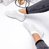 Кросівки жіночі Selena білі 3140, фото 2