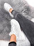 Кросівки жіночі Mina білий 3388, фото 7