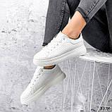Кроссовки женские Tiago белые + черные 3274, фото 4
